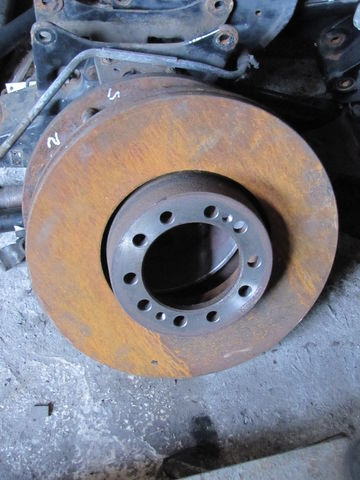 disco de travão para RENAULT MAGNUM camião tractor