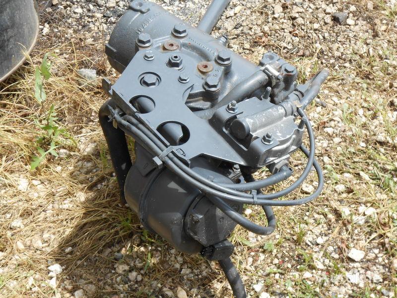 NR. 8099955612 IVECO TRAKKER 2/3/4/Achser STRALIS 2/3/4 Achser engrenagem de redução da direção para IVECO TRAKKER AD/AT camião