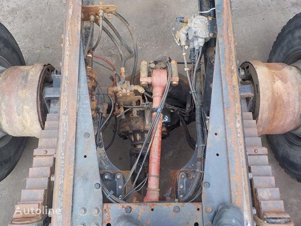 zadnego mosta Eurotrakker-Cursor R=1:1,565 Z=23/36 IVECO engrenagem de redução para IVECO camião