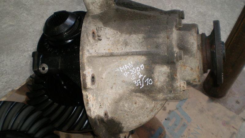 MAN HY13110 ,37/10.  37/12 engrenagem de redução para MAN F2000 camião tractor