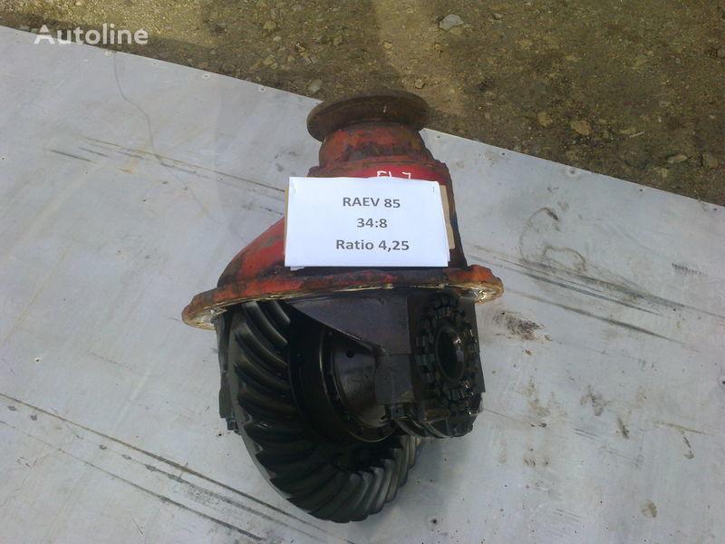RAEV 85 engrenagem de redução para VOLVO camião