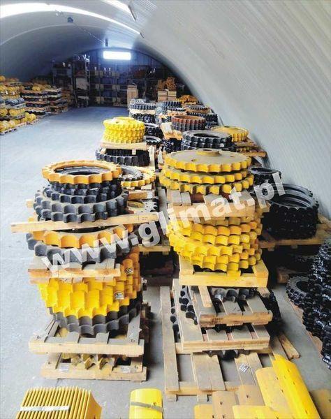 engrenagem para KOMATSU D41P equipamento de construção nova