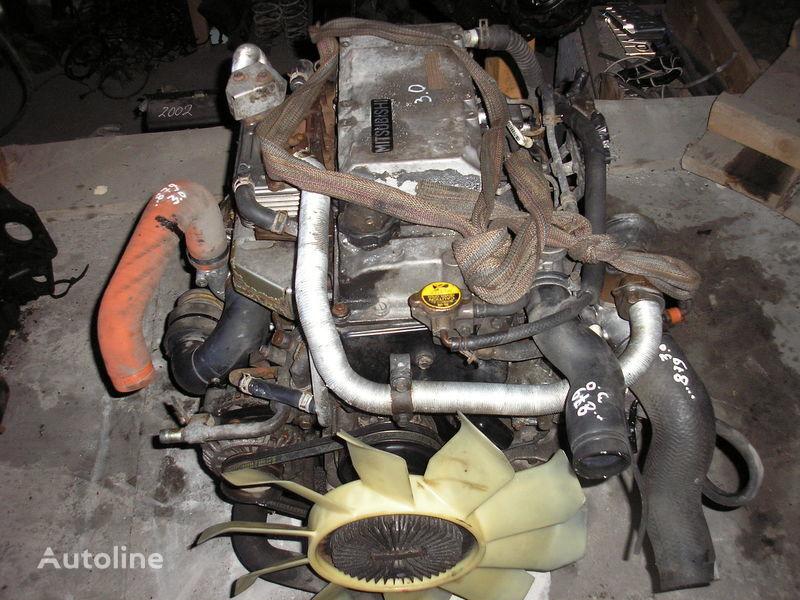Mitsubishi 4M42 motor para camião