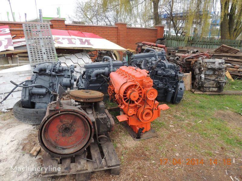 Deutz Andoria Perkins CAT motor para escavadora