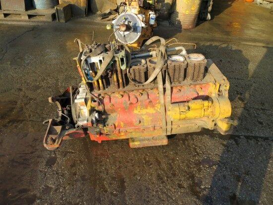Deutz motor para escavadora