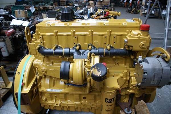motor para CATERPILLAR 3126 escavadora