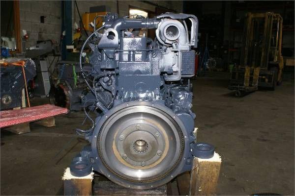 motor para KOMATSU S6D102E buldózer