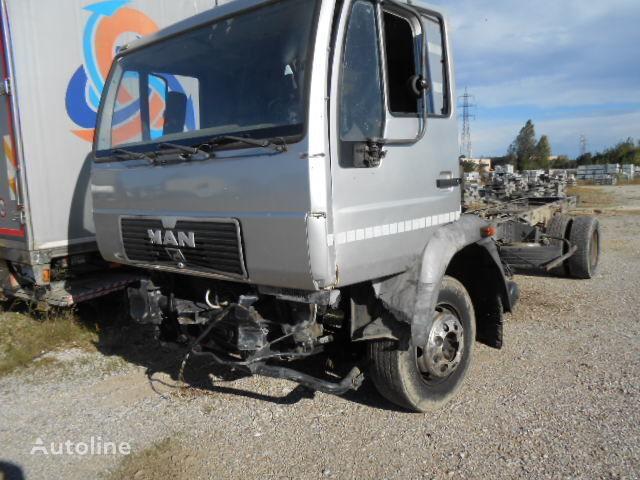 MAn 14.163 EURO 2 B.J. 1998 KM 400000 motor para MAN 163 camião