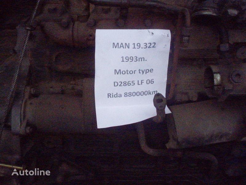 MAN D 2865 LF 06 motor para MAN 19.322 camião