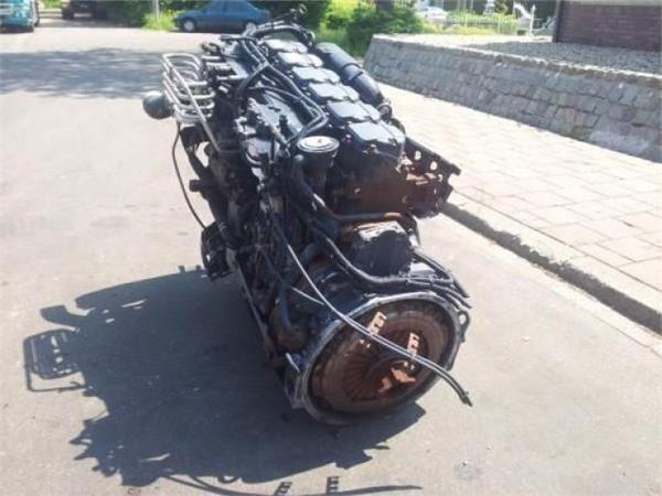 motor para MAN 19.414 camião tractor