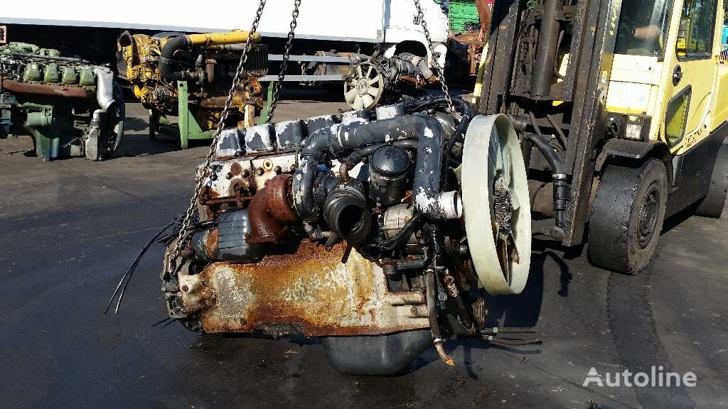 motor para MAN D2866LF20 camião
