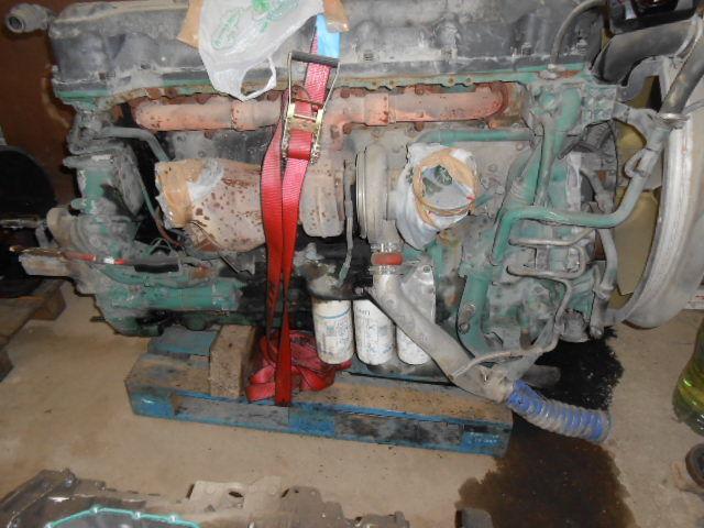 D13A480EC01 VOLVO ENGINE KW353/480 cm³ 12780 motor para VOLVO FH13 440/480 camião tractor