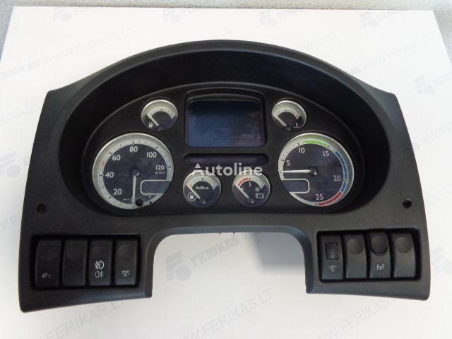 Siemens VDO Automotive AG 1743496, 1605300, 1605301, 1699396, 1699397 painel de instrumentos para DAF 105 XF camião tractor