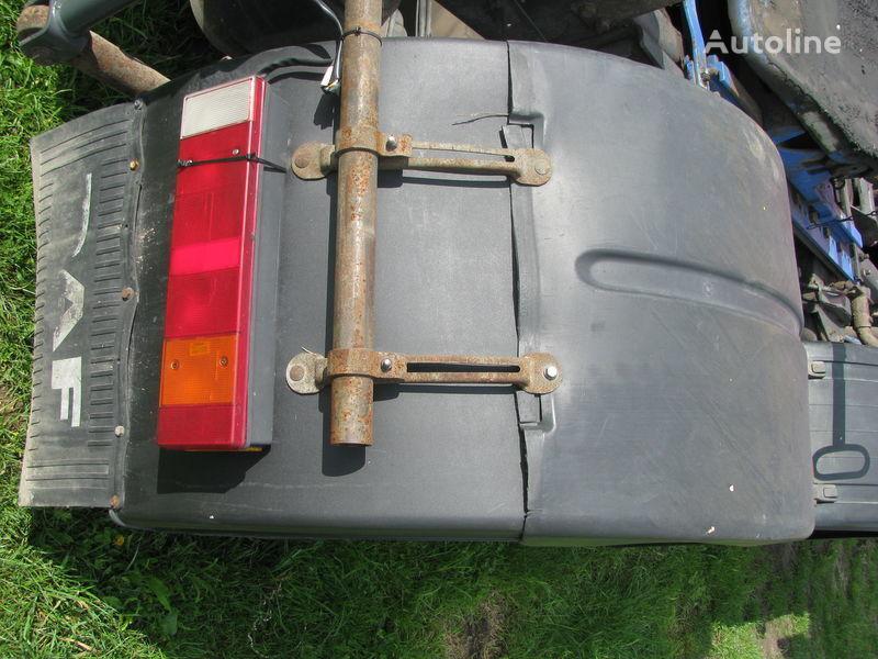 Podkrylki para-lama para DAF camião tractor