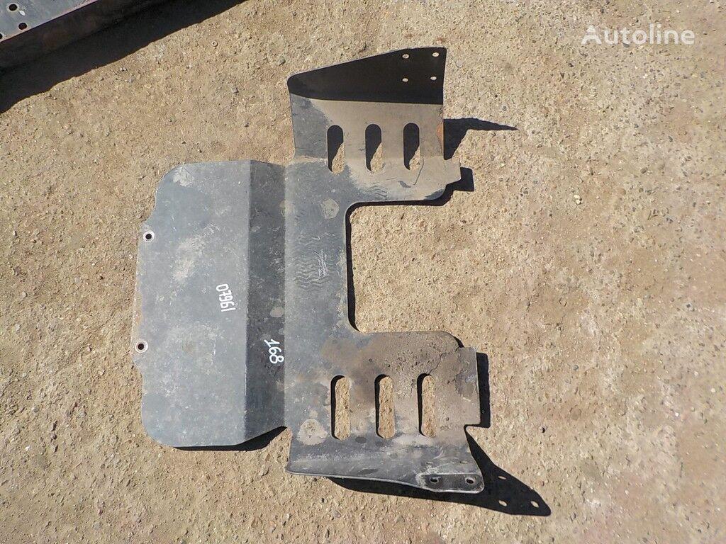 Zashchita dvigatelya nizhnyaya MAN peças sobressalentes para camião