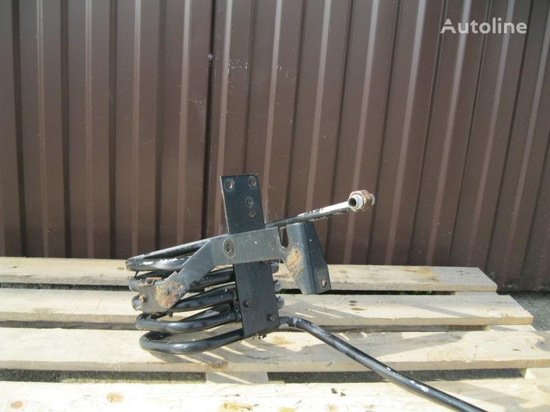 WĘŻOWNICA CHŁODNICA peças sobressalentes para DAF XF 105 / CF 85 camião tractor