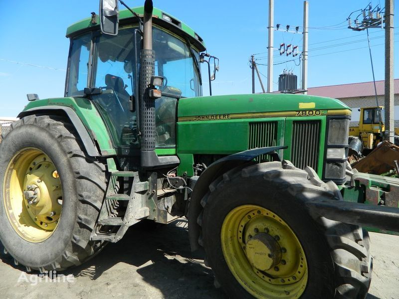 b/u zapchasti / used spare parts peças sobressalentes para JOHN DEERE 7800 tractor