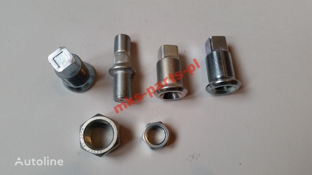 Hub bolt for MITSUBISHI CANTER FE444/ peças sobressalentes para MITSUBISHI CANTER FE444 - SZPILKA KOŁA camião
