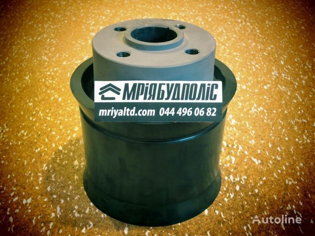 kachayushchie rezinovye porshni 180mm peças sobressalentes para PUTZMEISTER bomba de betão nova