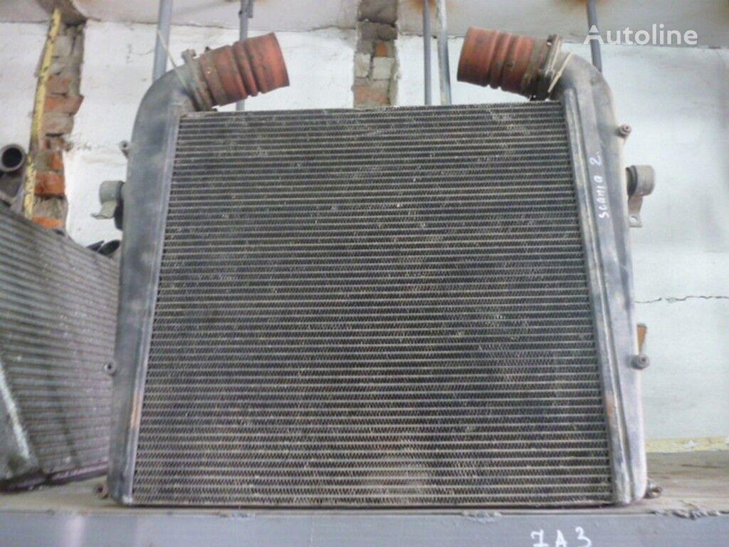 Interkuler (672x650x52) Scania radiador para camião