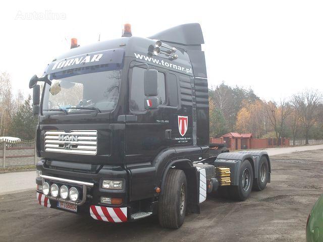 MULTI-PLAST MAN TGA-TGS LX spoiler para camião tractor novo
