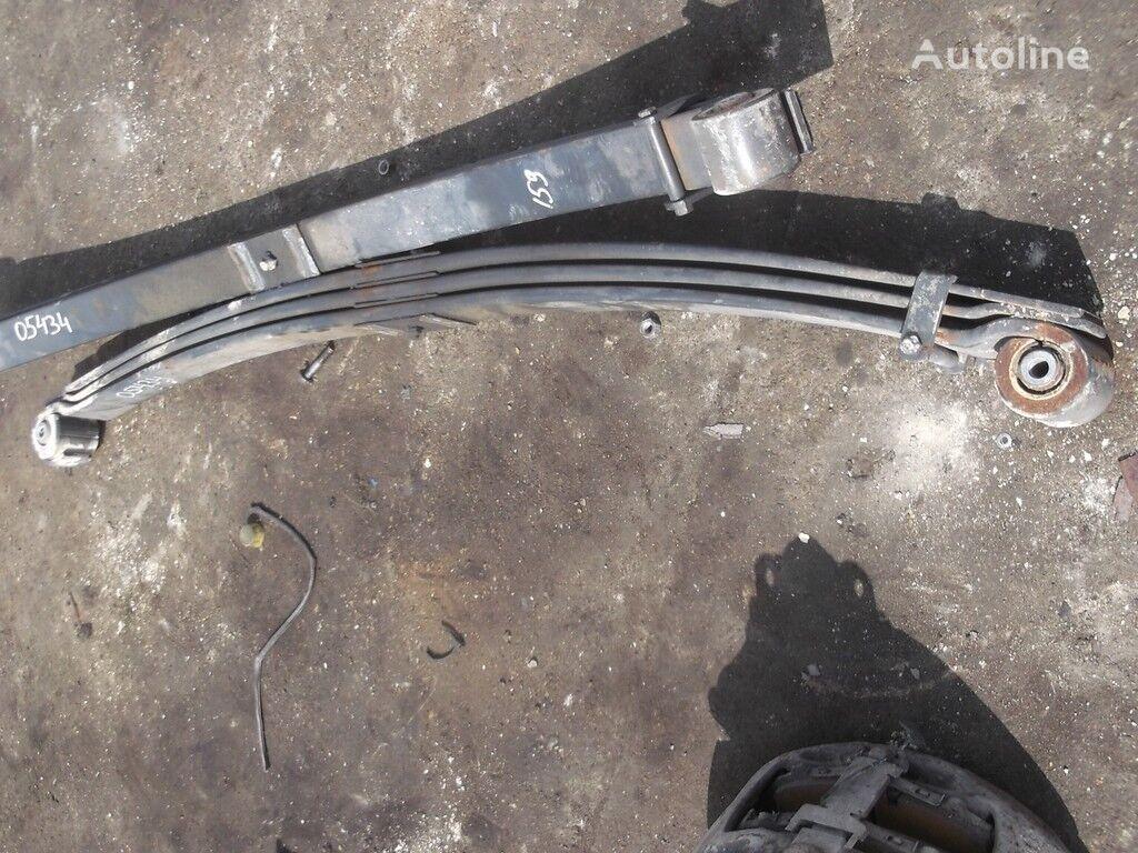 Ressora perednyaya Iveco suspensão de lâminas para camião