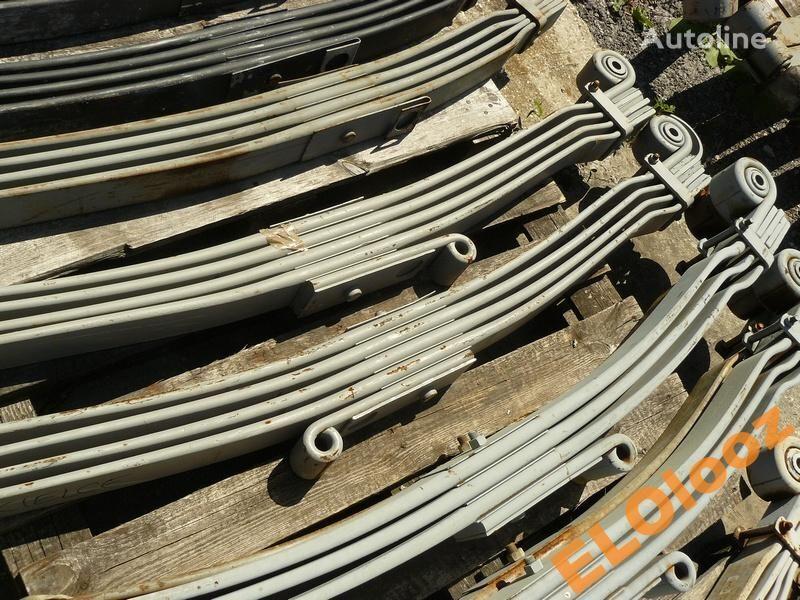 suspensão de lâminas para MAN PRZÓD 4P 900X900X90 WYCISZONY camião