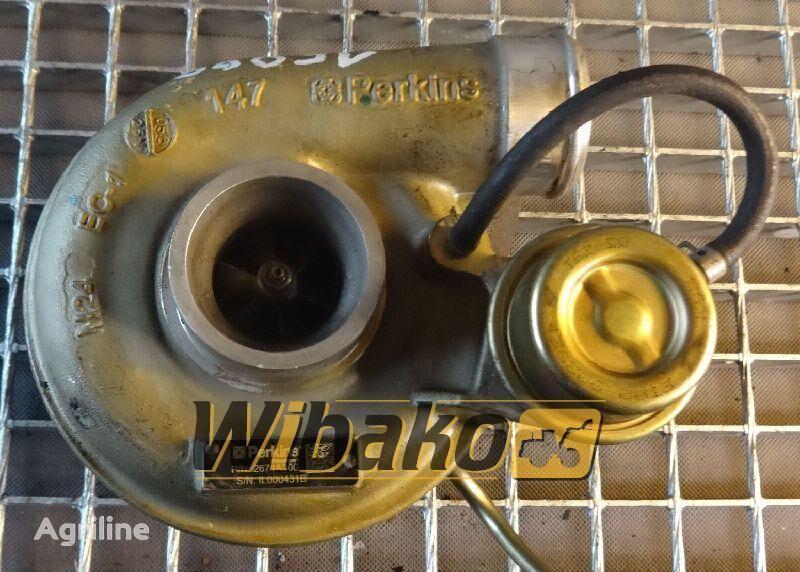 Turbocharger Perkins M24 turbocompressor para M24 (2674A200) ceifeira-debulhadora