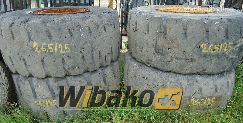 26.5/25 (19/45/49) pneu para carregadeira frontal