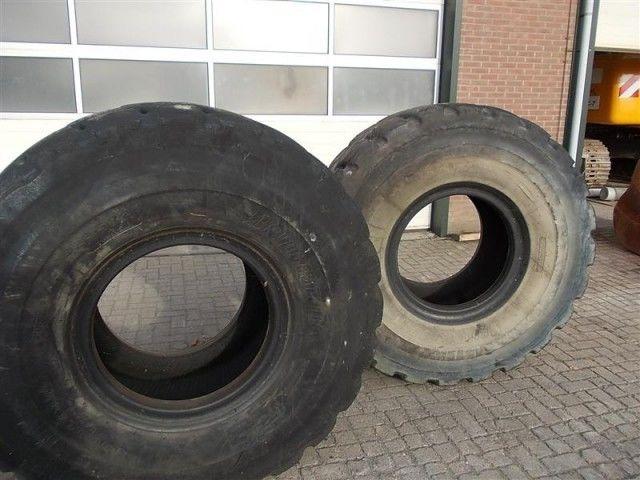 Bridgestone L5 23.50- 25.00 pneu para carregadeira frontal