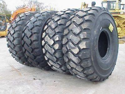 Michelin 26.50- 25.00 pneu para carregadeira frontal novo