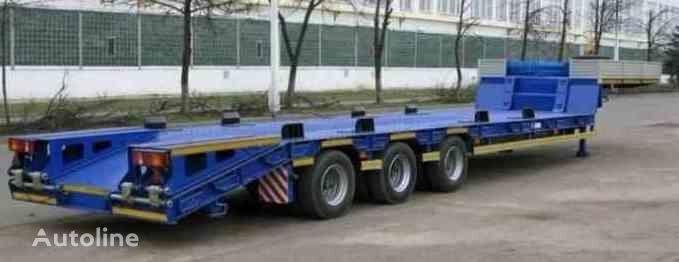 MAZ 997700 semi-reboque baixa novo