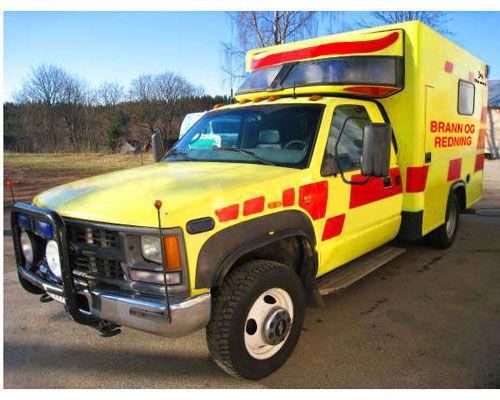 CHEVROLET WD carro de bombeiros