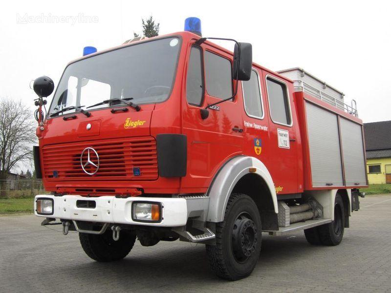 MERCEDES-BENZ 1222 AF carro de bombeiros