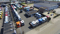 Zona comercial Kaus Trucks