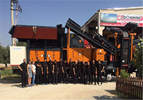 Zona comercial FABO Stone Crusher Machines & Concrete Batching Plants Manufacturing Company
