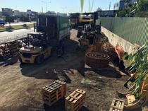 Zona comercial KESKIN CONSTRUCTION LIMITED COMPANY