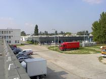 Zona comercial KALV Kft.