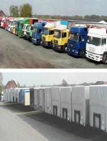 Zona comercial HEGMANN NUTZFAHRZEUGE GMBH