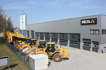 Zona comercial Delta Machinery