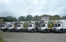 Zona comercial Truck Centrum Meerkerk bv