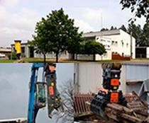Zona comercial HYDRARAM Deutschland GmbH