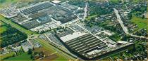 Zona comercial Van Hool NV