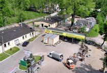 Zona comercial Budosprzęt Sp. z o.o.