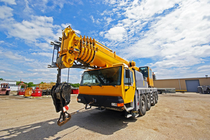 Zona comercial PJ Equipment Construction BV