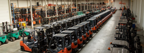 Zona comercial AQ-forklifts