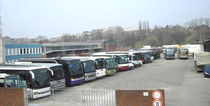 Zona comercial Sarwary Omnibushandel KG