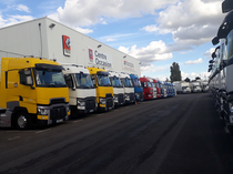 Zona comercial Renault Trucks France by Volvo group Lyon