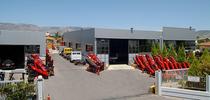 Zona comercial Arsis Ltd