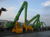 Zona comercial ScanBalt Crane OÜ